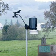 Метеостанция кабельная DAVIS Instruments Vantage Pro2 6152CEU