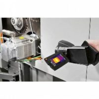 Комплект тепловизора Testo 890-2 c супер-телеобъективом C2 + C1