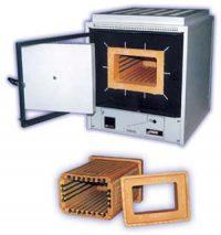 Муфельная печь  SNOL 7,2/1100 с электронным терморегулятором