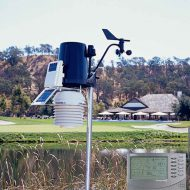 Метеостанция беспроводная DAVIS Instruments Vantage Pro2 6163EU