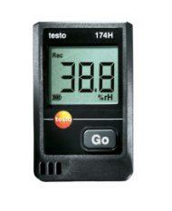 Комплект testo 174 H — Мини-логгер данных температуры и влажности (0572 0566)