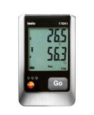 Гигрометр Testo 176 H1 — 4-канальный логгер температуры и влажности