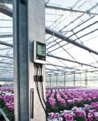 testo 176 H1 - 4-канальный логгер данных температуры и влажности