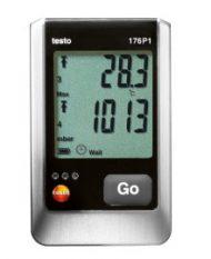 Testo 176 P1 — Логгер данных давления, температуры и влажности (0572 1767)