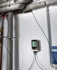 testo 176 T4 - 4-х канальный логгер данных температуры