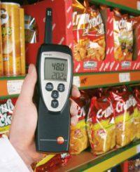 Гигрометр Testo 625 - Термогигрометр для долгосрочной работы