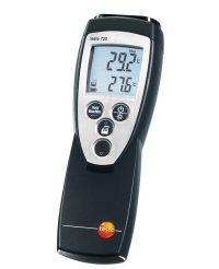 Testo 720 - 1-канальный термометр для высокоточных лабораторных и промышленных измерений (0560 7207)