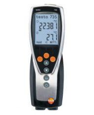 Testo 735-1 — 3-канальный термометр
