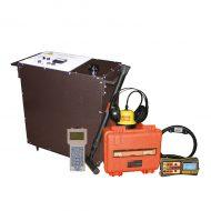 Кабелеискатель для поиска повреждений кабеля акустическим и индукционным методом Атлет КАИ-1.1001
