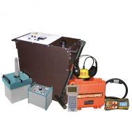 Кабелеискатель для поиска повреждений кабеля акустическим и индукционным методом Атлет КАИ-2.1001
