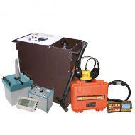 Кабелеискатель для поиска повреждений кабеля акустическим и индукционным методом Атлет КАИ-2.1002 (ИДМ)