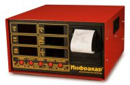 Автомобильный 5-ти компонентный газоанализатор «Инфракар 5М-2Т.02»