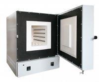 Муфельная печь SNOL 40/1200 с интерфейсом