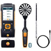Анемометр Testo 440 Комплект для вентиляции 1 с Bluetooth®