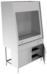 Вытяжной шкаф НВ-1200 ШВ-СПБ (1100*700*1960)