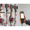 Газоанализатор Testo300 Longlife комплект (O2, СО с H2-компенсацией до 8 000 ppm, NO)