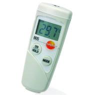 Карманный инфракрасный мини-термометр Testo 805 с защитным чехлом TopSafe (0563 8051)