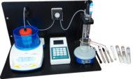 Комплект для анализа нефти, нефтепродуктов, природных и сжиженных газов «Титрион-Ойл (Универсал)»